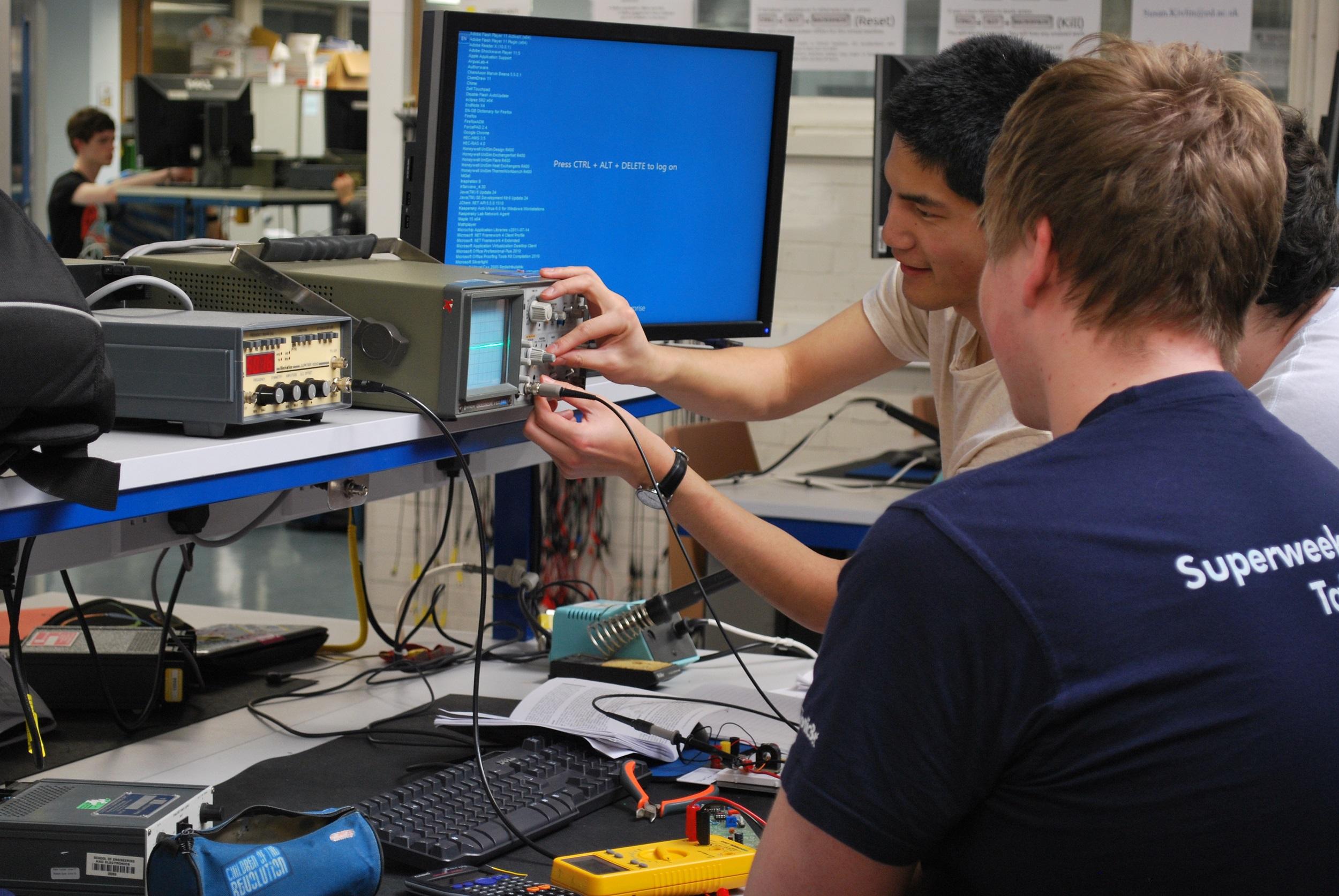 thesis topics electronics engineering